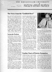 News and Notes 1970, vol. 1, no. 9
