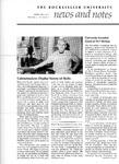 NEWS AND NOTES 1971, vol.2, no.6