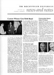 NEWS AND NOTES 1972, VOL.3, NO.4