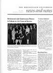 NEWS AND NOTES 1972, VOL.3, NO.8