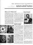 NEWS AND NOTES 1973, VOL.4, NO.6 by The Rockefeller University