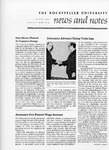 NEWS AND NOTES 1975, VOL.6, NO.4 by The Rockefeller University