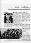 NEWS AND NOTES 1975, VOL.6, NO.5 by The Rockefeller University