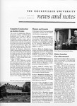 NEWS AND NOTES 1975, VOL.6, NO.9 by The Rockefeller University