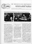 NEWS AND NOTES 1976, VOL.7, NO.8