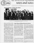 NEWS AND NOTES 1976, VOL.7, NO.9