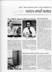 NEWS AND NOTES 1977, VOL.8, NO.7 by The Rockefeller University