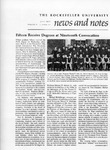 NEWS AND NOTES 1977, VOL.8, NO.10 by The Rockefeller University