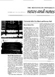 NEWS AND NOTES 1977, VOL.9, NO.1