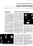 NEWS AND NOTES 1977, VOL.9, NO.2 by The Rockefeller University