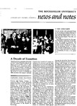 NEWS AND NOTES 1978, VOL.9, NO.4 by The Rockefeller University
