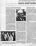 NEWS AND NOTES 1978, VOL.9, NO.5 by The Rockefeller University