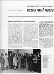NEWS AND NOTES 1978, VOL.9, NO.8 by The Rockefeller University