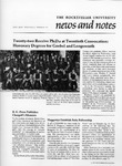 NEWS AND NOTES 1978, VOL.9, NO.10 by The Rockefeller University