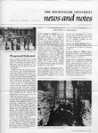 NEWS AND NOTES 1979, VOL.10, NO.9 by The Rockefeller University