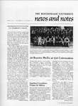 NEWS AND NOTES 1979, VOL.10, NO.10 by The Rockefeller University
