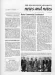 NEWS AND NOTES 1979, VOL.11, NO.1 by The Rockefeller University