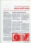 NEWS AND NOTES 1979, VOL.11, NO.2 by The Rockefeller University