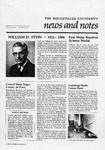 NEWS AND NOTES 1980, VOL.11, NO.3 by The Rockefeller University