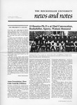 NEWS AND NOTES 1980, VOL.11, NO.5