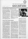 NEWS AND NOTES 1980, VOL.12, NO.2