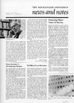 NEWS AND NOTES 1982, VOL.13, NO.4 by The Rockefeller University