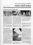 NEWS AND NOTES 1983, VOL.14, NO.3 by The Rockefeller University