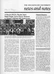 NEWS AND NOTES 1984, VOL.15, NO.5 by The Rockefeller University