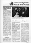 NEWS AND NOTES 1985, VOL.16, NO.4 by The Rockefeller University