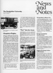 NEWS AND NOTES 1985, VOL.17, NO.1 by The Rockefeller University