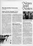 NEWS AND NOTES 1986, VOL.17, NO.3 by The Rockefeller University