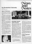 NEWS AND NOTES 1986, VOL.17, NO.4 (PART 2) by The Rockefeller University