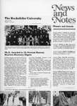 NEWS AND NOTES 1986, VOL.17, NO.5 by The Rockefeller University