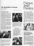 NEWS AND NOTES 1988, VOL. 19, NO.2 by The Rockefeller University