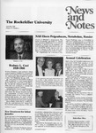 NEWS AND NOTES 1988, VOL.19, NO.4 by The Rockefeller University