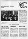 NEWS AND NOTES 1988, VOL.19, NO.5 by The Rockefeller University