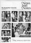 NEWS AND NOTES 1989, VOL.20, NO.2 by The Rockefeller University
