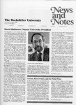 NEWS AND NOTES 1989, VOL 21, NO.2