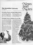 NEWS AND NOTES 1990, VOL.21, NO.3 by The Rockefeller University