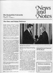 NEWS AND NOTES 1990, VOL.21, NO.5 by The Rockefeller University