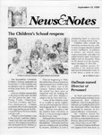 NEWS AND NOTES 1990, SEPTEMBER 21