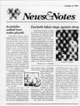 NEWS AND NOTES 1990, OCTOBER 12