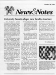 NEWS AND NOTES 1990, OCTOBER 26