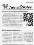 NEWS AND NOTES 1990, DECEMBER 21