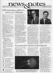 NEWS AND NOTES 1991, OCTOBER 11