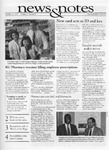 NEWS AND NOTES 1991, OCTOBER 25