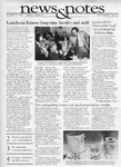 NEWS AND NOTES 1991, NOVEMBER 15 by The Rockefeller University