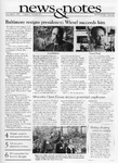 NEWS AND NOTES 1991, DECEMBER 6