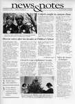 NEWS AND NOTES 1991, DECEMBER 13 by The Rockefeller University