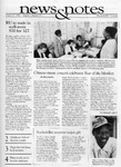 NEWS AND NOTES 1992, VOL.2, NO.19